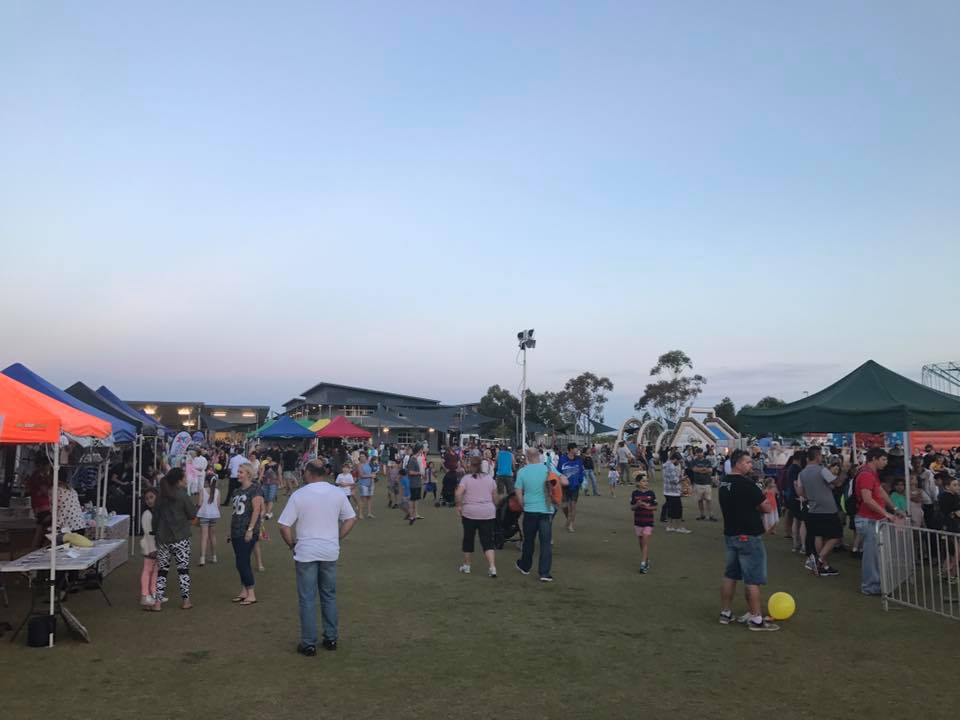 Coomera Spring State School Fair 2016