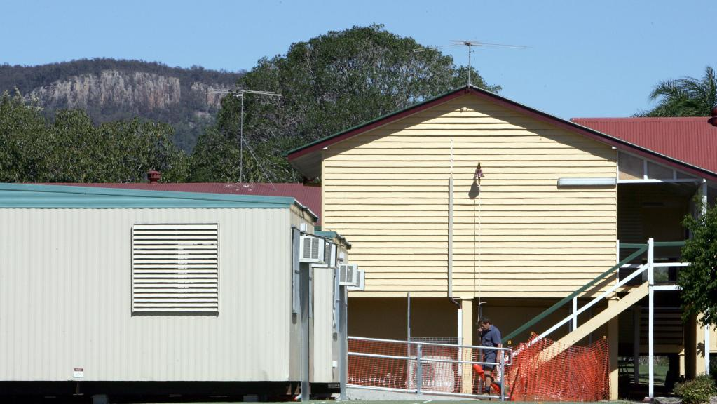 The Gold Coast has become the school demountable classroom capital of Queensland