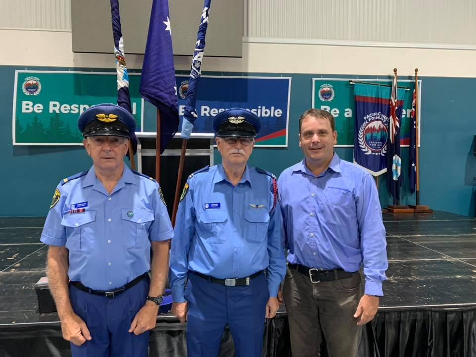 Air League Gold Coast Squadron Meeting