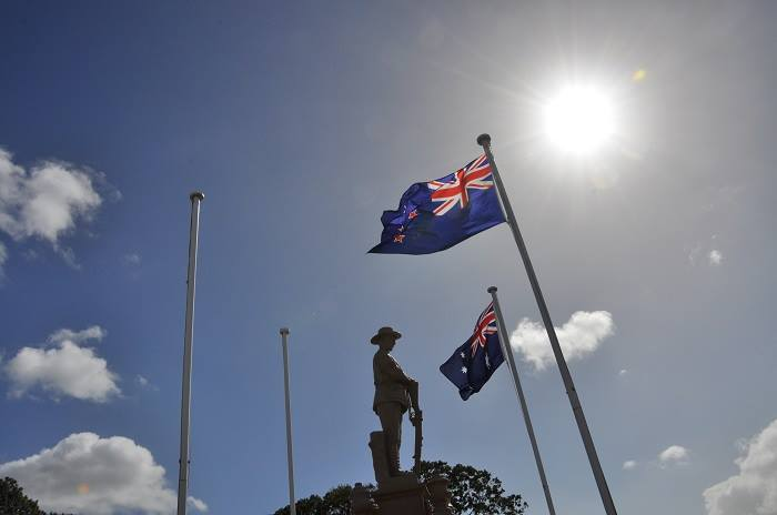 Anzac Day Services Northern Gold Coast and Beenleigh 2017
