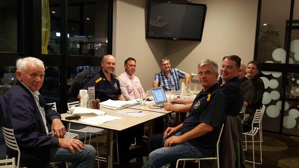 Busy Night P&C and the UC Lions Club Meetings