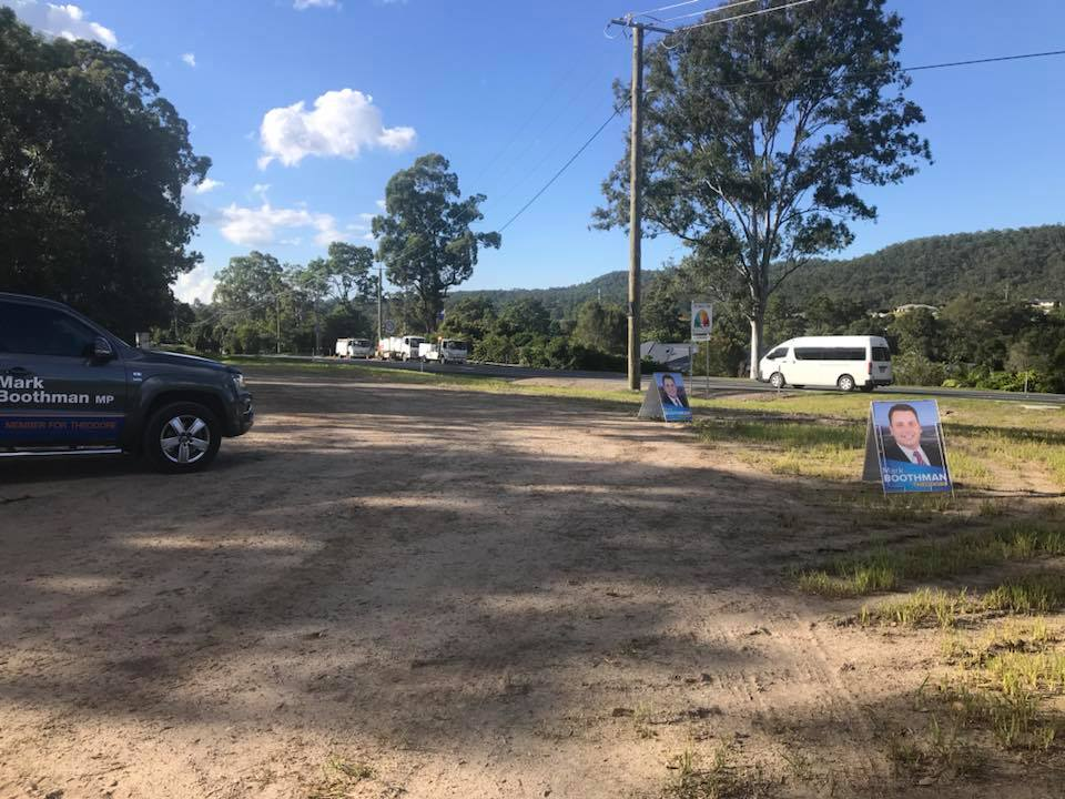 Community Roadside 18/5/2018