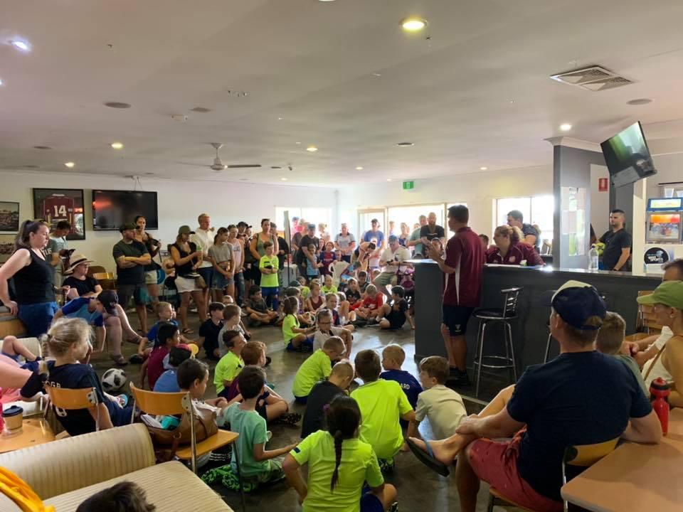 Coomera Colts Sign On Day 2019