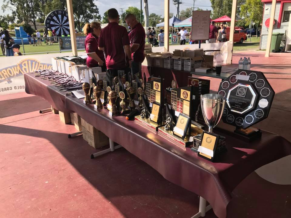 Coomera Colts Trophy Day