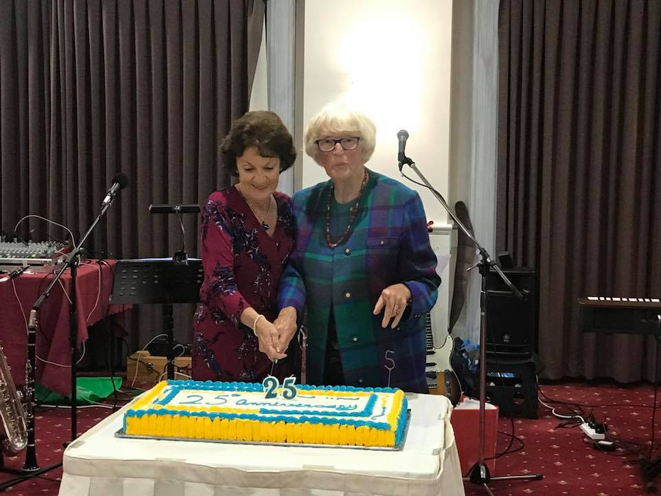Coomera Valley Probus Celebrates 25 Years