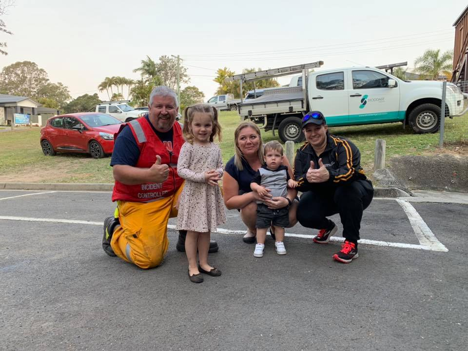 Coomera Valley RFB Donations