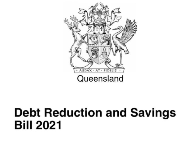 Debt Reduction and Savings Bill 2021