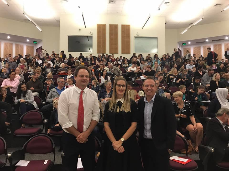 Griffith University Gold Coast Science Competition Awards