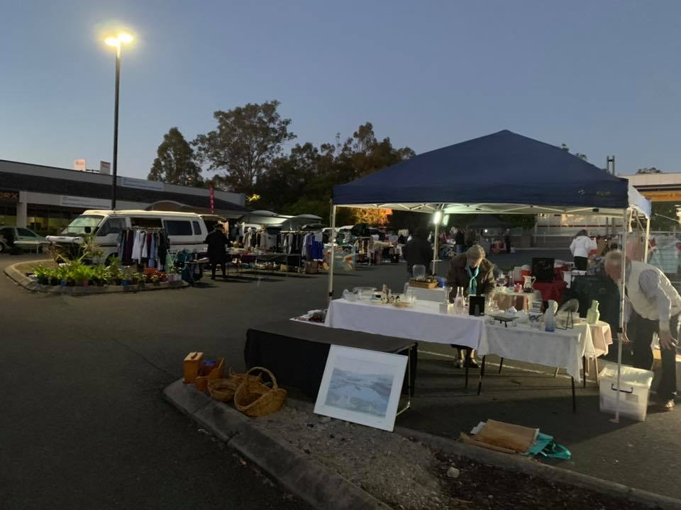 Helensvale Lions Car Boot Sale