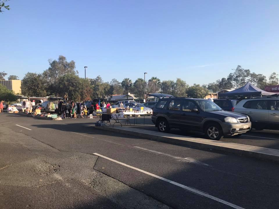 Helensvale Lions Car Car Boot Sale