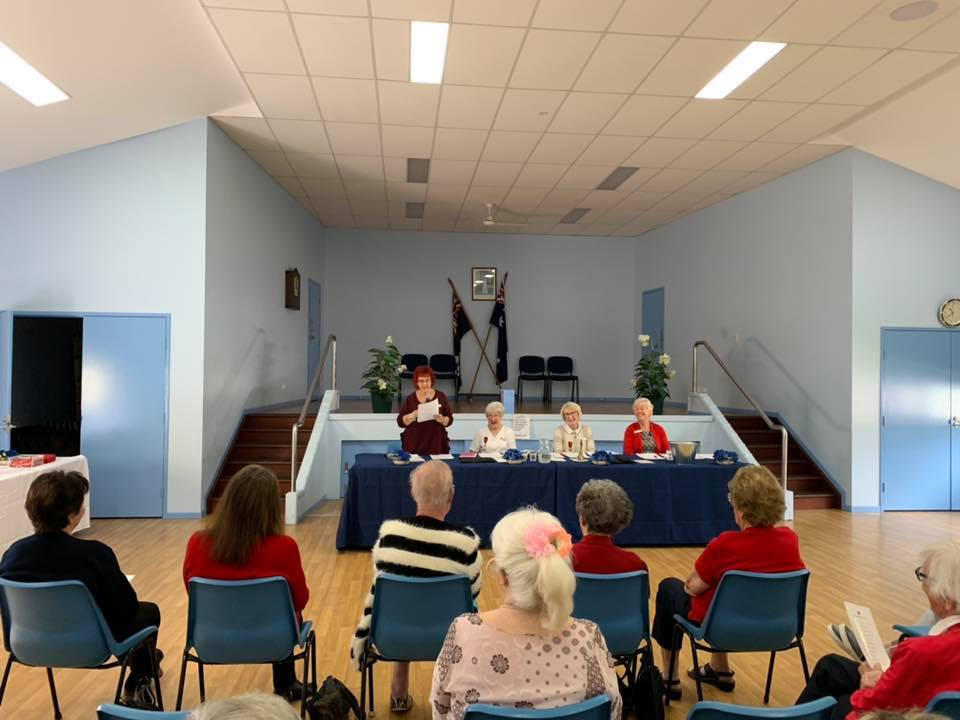 Helensvale Red Cross AGM 2019