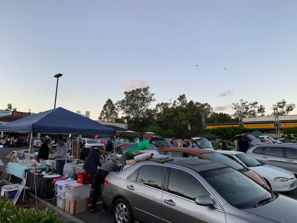 Lions Helensvale Car Boot Sale