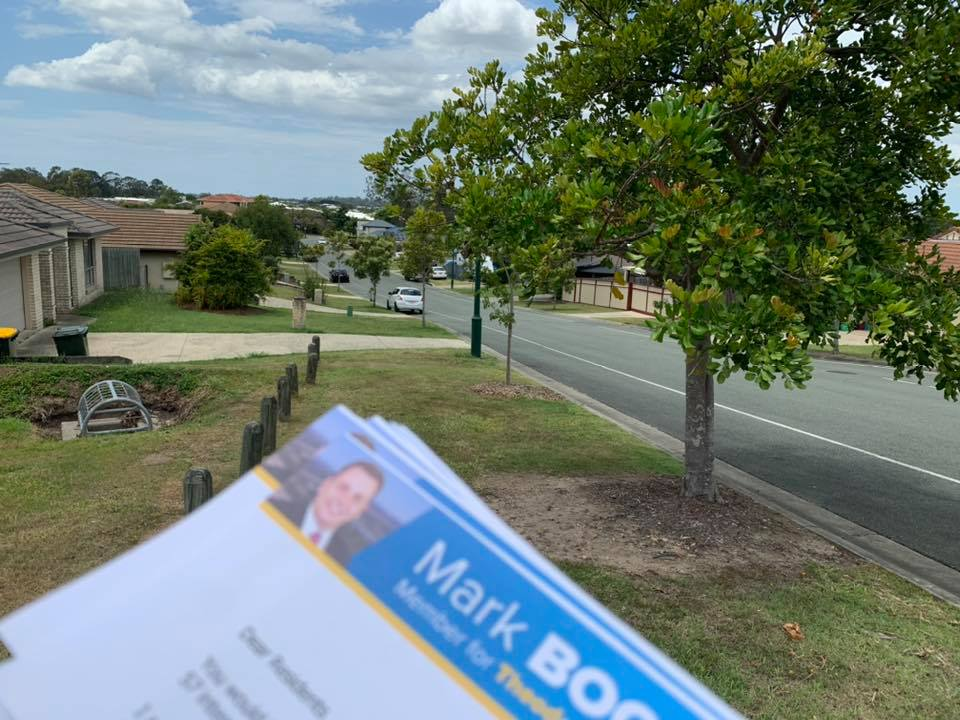 Out and About in the Electorate