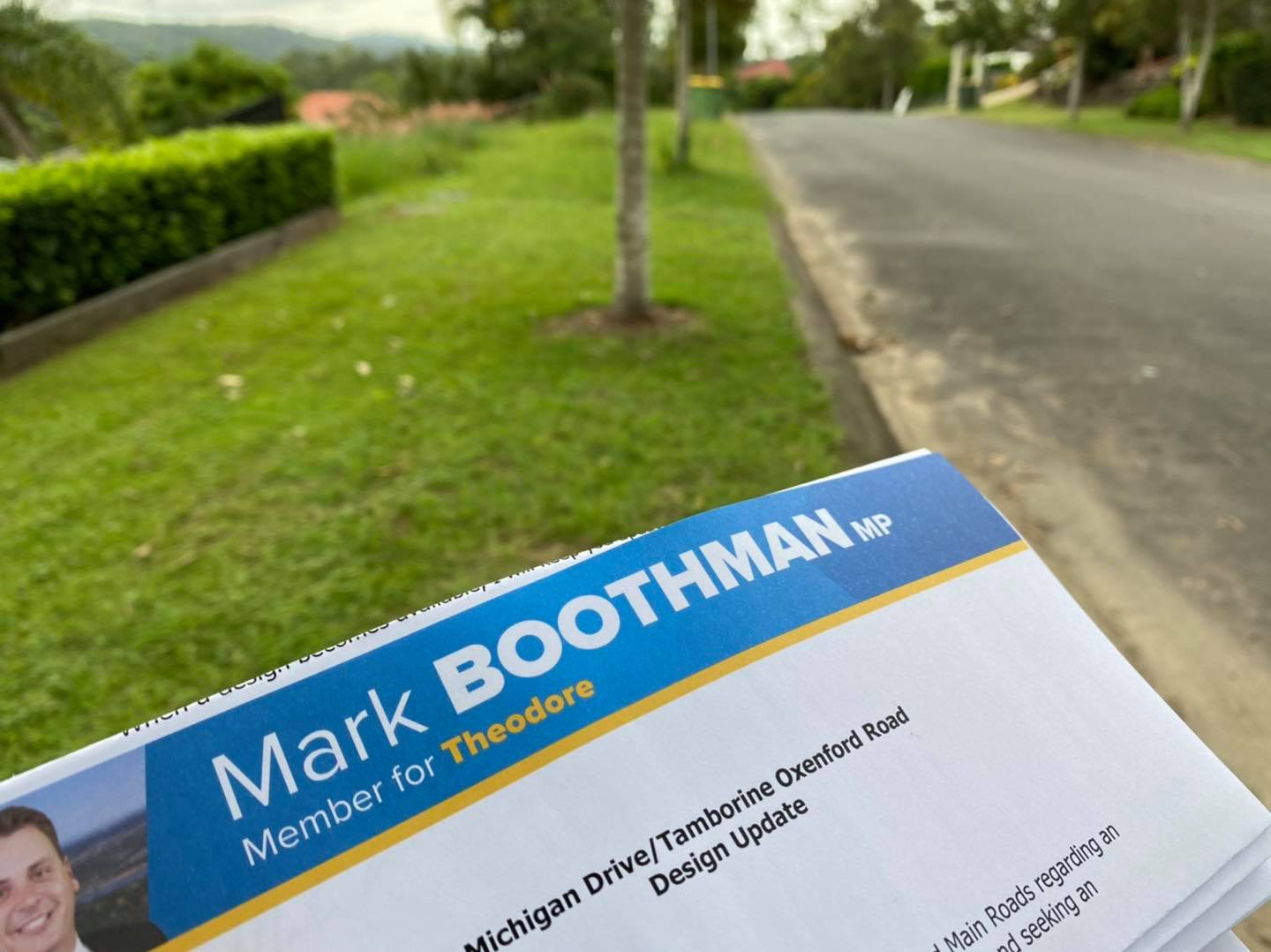 Out and About the Electorate