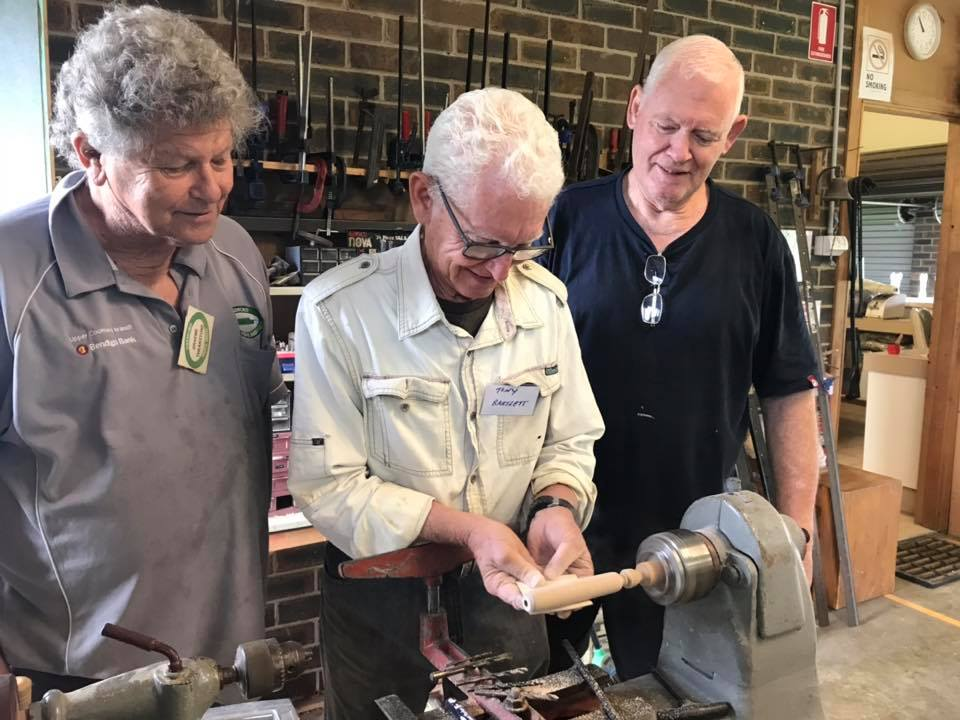 Oxenford Men's Shed