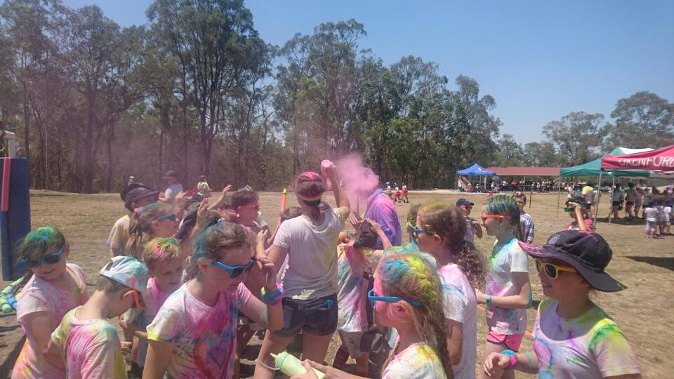 Oxenford State School Colour Run