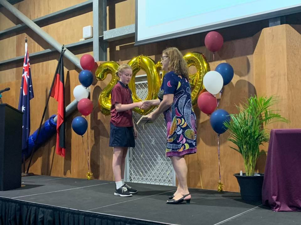 Oxenford State School Graduation 2019