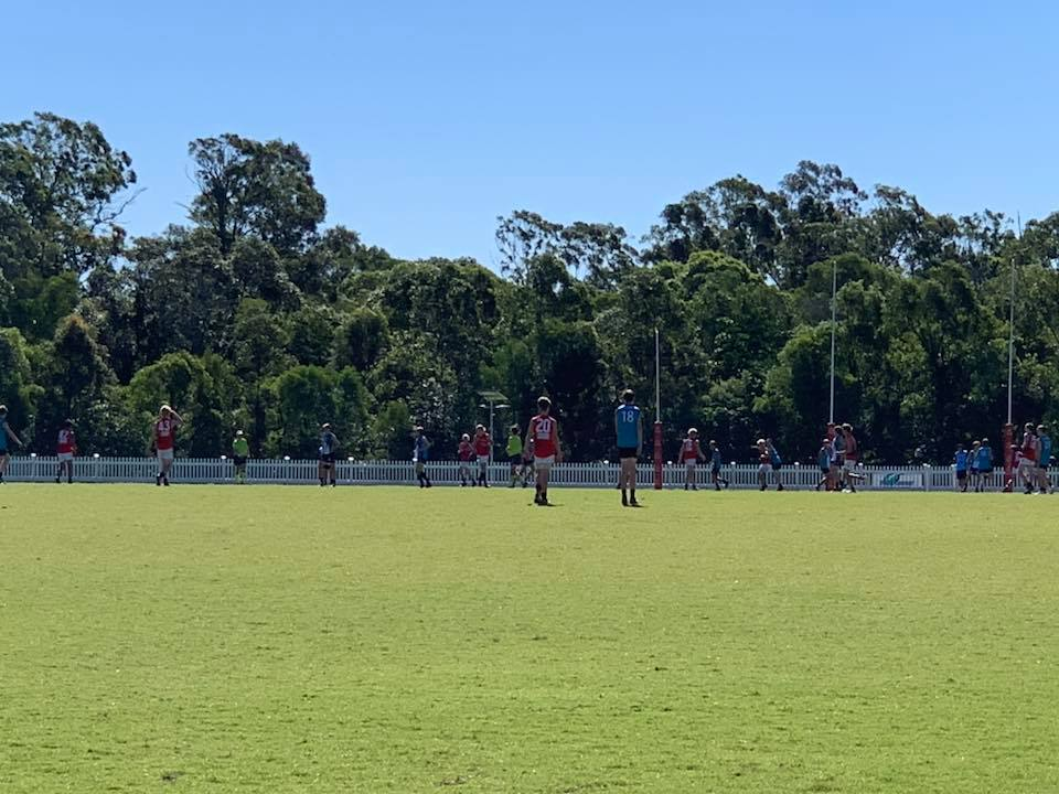 Pacific Pines AFL Club