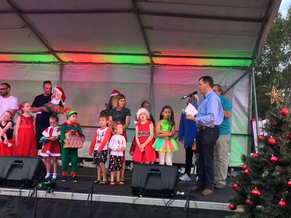 Pacific Pines Christmas Carols 2018