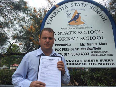 (E-Petition) Re-instate Funding for a New Administration Block at Pimpama State School.