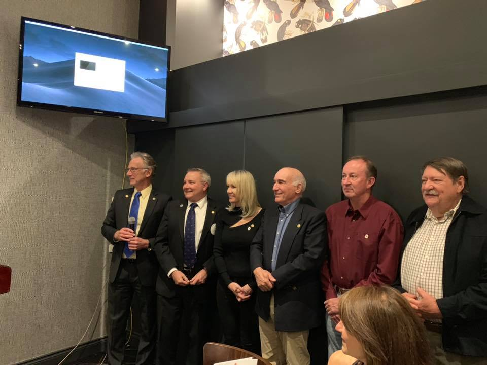 Rotary Club Of Coomera Valley Changeover Dinner 2019