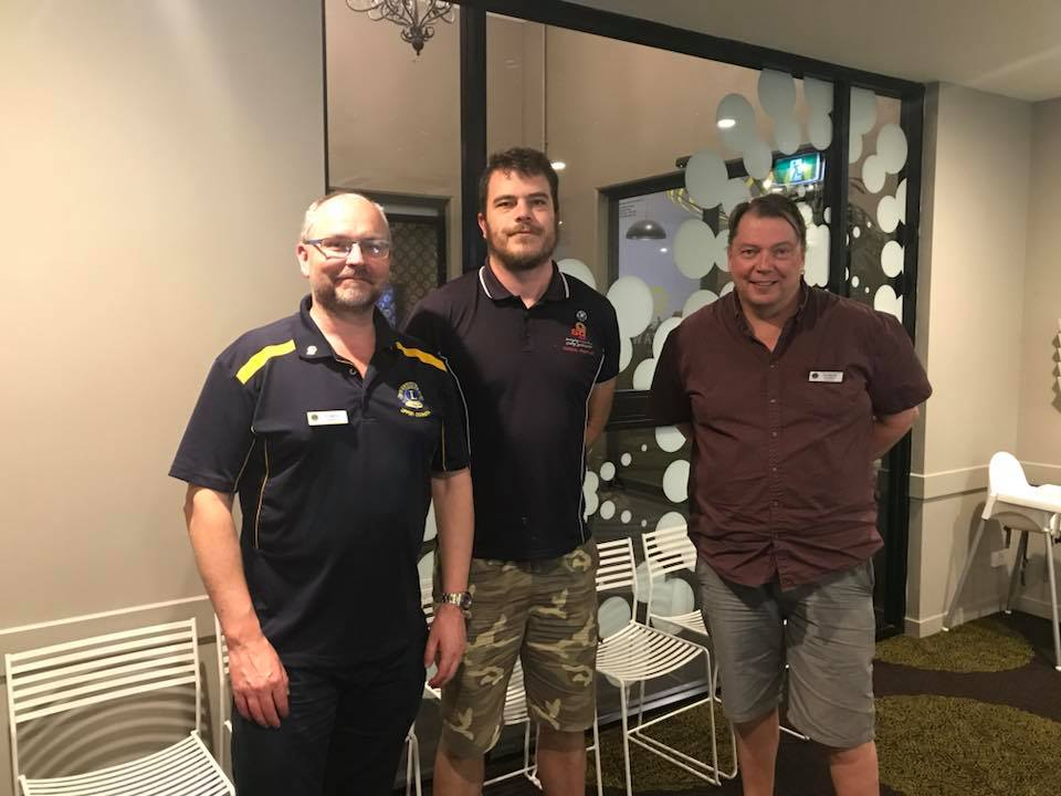 Upper Coomera Lions Supporting The Chappy Breaky