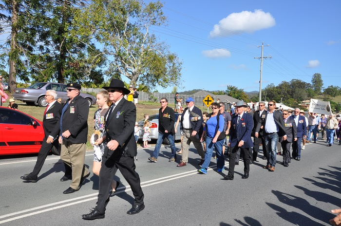 Albert ANZAC Day 2016